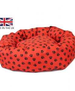pet donut bed