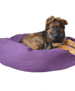 Standard Donut Pet Bed Purple Storm