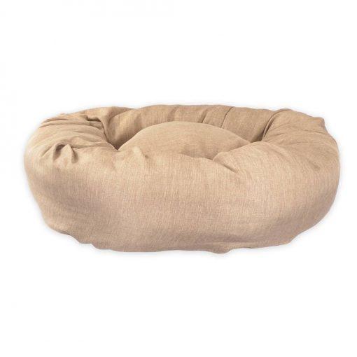 Standard Donuts Pet Beds Golden Brown dog beds