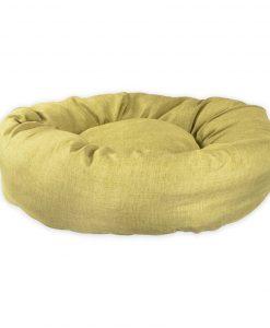 Standard Donut Pet Bed Pistachio uk dog beds
