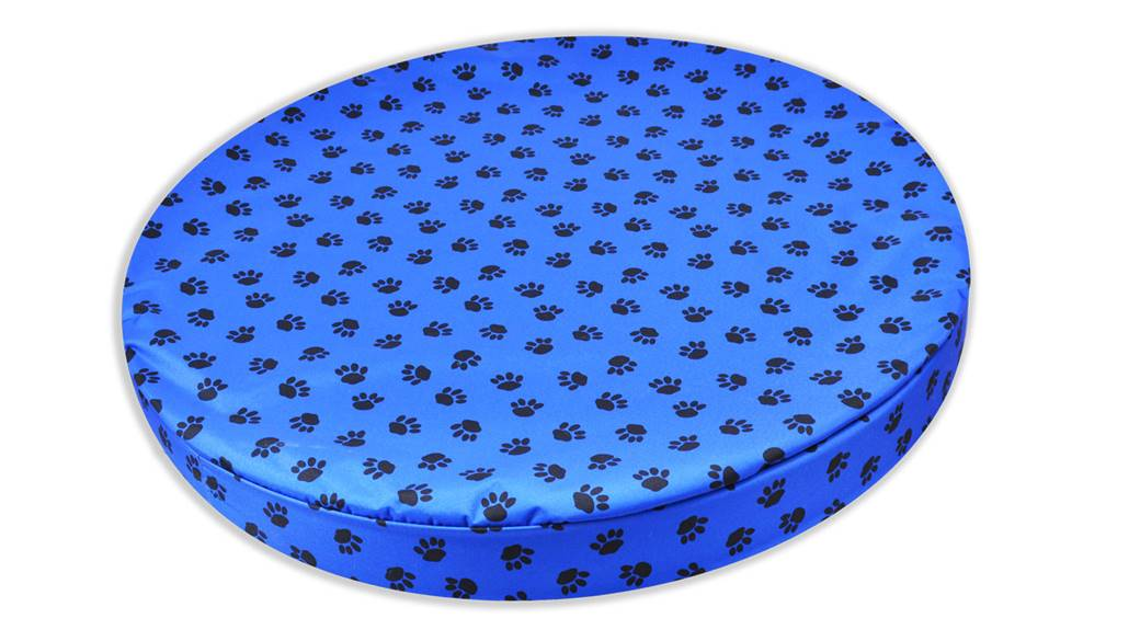 Paws_Orthopedic_Memory_Foam_Dog_Bed_blue_02