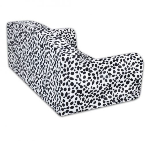 dog Sofa dalmation print