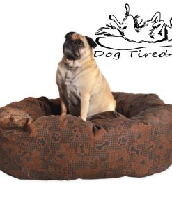 Dog Tired donut brown Tedy