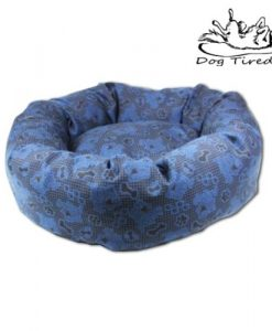 dog donut bed