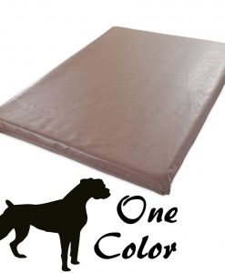 One Colour - Brown Waterproof Dog Mats