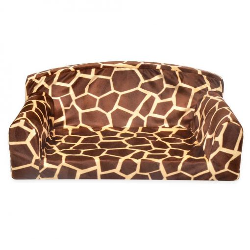 Animal sofa 02 Big Giraffe dog bed uk