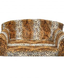 Animal sofa Cheetah sofa made in uk