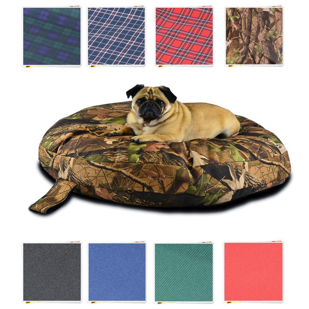 Dirty Dog Circular Pet Beds Direct