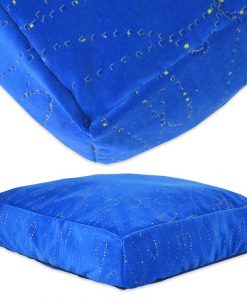 Heavy Duty Blue Slumber Pet Cushion
