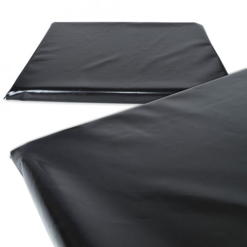 DOG MATS HEAVY DUTY BLACK