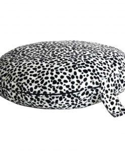 Dalmatian Circular Pet bed