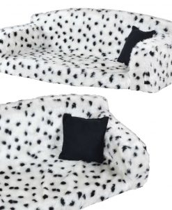 Dalmation Fur pet sofas