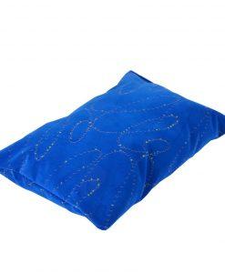 heavy duty blue cushion S DOG BED