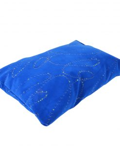 heavy duty blue cushion S DOG BED