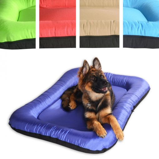 Square Dinghy Dog Bed 01