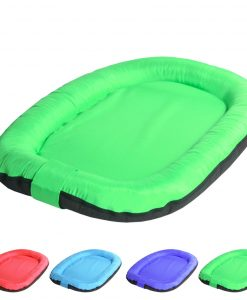 oval green 1 DOG BED