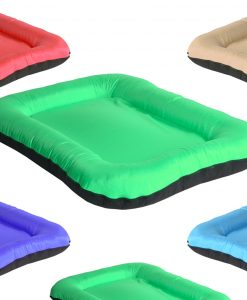 square green 1 DOG BED