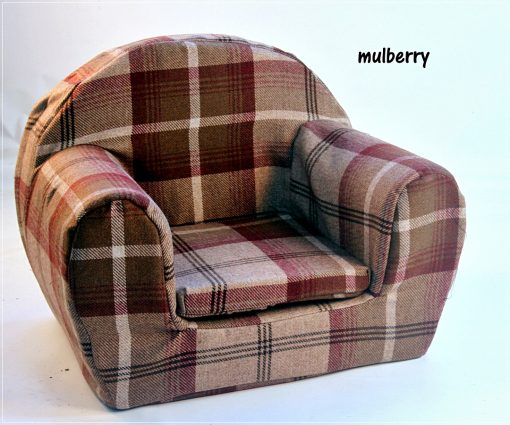 Kids Foam Chair, I pad Tv Relaxing, Toddlers Chairmulberry